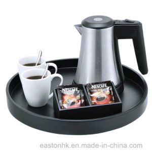 0.5 L Stainless Steel 360 Degree Rotation Electric Kettle pictures & photos