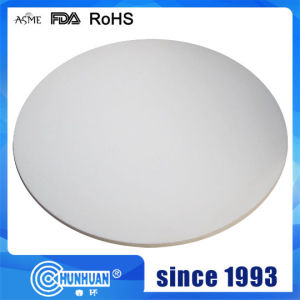 High Quality PTFE Round Sheet Plate pictures & photos