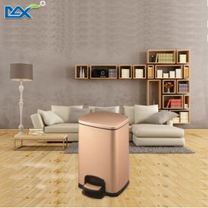 Hot Sales Foot Pedal Waste Bin Container, Lady Sanitary Bin pictures & photos