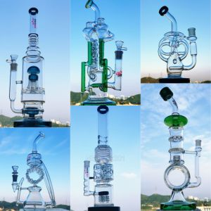 Free Shipping Stock Enjoylife K48 Hbking Glass Smoking Pipe pictures & photos