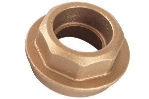 Costomized CNC Machining Lead-Free Copper Parts by Drawing pictures & photos