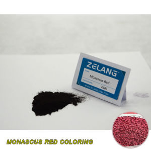 Natural Red Yeast Rice Extract Powder Monascus Red pictures & photos