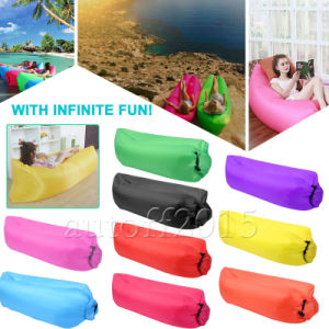 Portable Camping Inflatable Sleeping Bag Sofa Bed pictures & photos