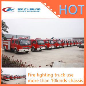 Dongfeng 4X2 3000L Fire Fighting Sprinkler/Fire Fighting Truck pictures & photos
