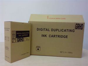Compatible Gr HD Digital Duplicator Ink for Gr Digital Duplicator pictures & photos