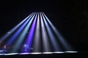 Powerful 440W 19r 3in1 with Yodn Lamp Moving Head Light Stage Lighting pictures & photos