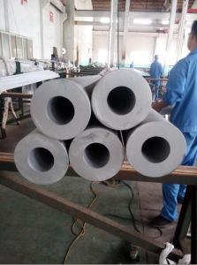 Thick Wall Stainless Steel Tube TP316L Size 105*15 pictures & photos
