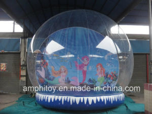 New Year Snow Globe Inflatable for Christmas, Advertising pictures & photos