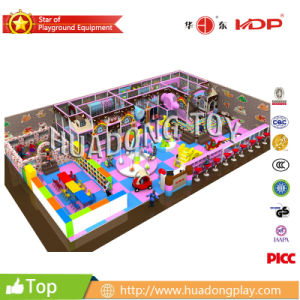 2015 Indoor Cute Playground HD15b-063A pictures & photos