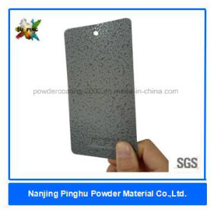 Thermoset Powder Coating with Hammer Texture pictures & photos