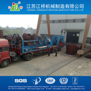 Drainage Pipe Steel Cage Roll Welding Machine pictures & photos