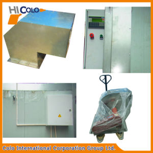 Colo-1732 Electric Batch Powder Curing Oven pictures & photos