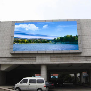 P16 Waterproof LED Display for Advertising pictures & photos