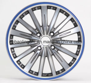 17 Inch Replica Alloy Wheels with PCD 4/5X114.3-120 pictures & photos