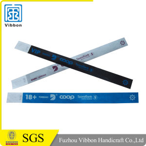 China Supplier Promotional Top Quality Tyvek Wristbands and Print pictures & photos