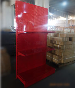Store Exhibition Stand Metal Display Shelf pictures & photos