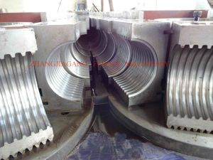 PE/PP Corrugated Pipe Extrusion Line pictures & photos