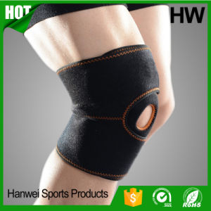 Basketball Protective Shuttlecock Sport Knee Brace (HW-KS037) pictures & photos