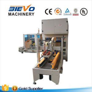 Carton Box Wrapped Packing Machine for Beverage Production Line pictures & photos
