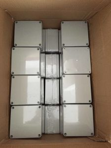UPVC Junction Box, Switch Box (AS, BS, GB standards) pictures & photos