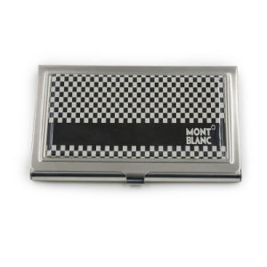 Special Design Custom Promotion Metal Business Card Holder pictures & photos