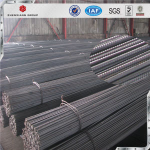 HRB400 HRB500 Hot Rolled Deformed Steel Rebar pictures & photos