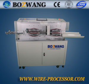 Bozhiwang Automatic Cable Cutting /Cable Stripper Machine for Large Cable pictures & photos
