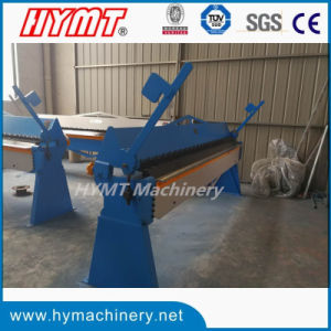 WH06-2.5X2540 type manual pan and box folding machine pictures & photos