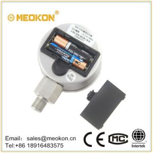 MD-S260 Water, Oil, Gas Digital Pressure Gauge pictures & photos