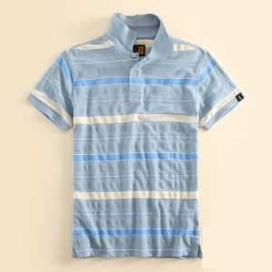 Men Polo Shirt in Bamboo Pique (OEM) pictures & photos