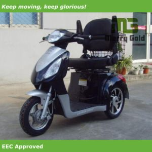 Hot Selling One Seat Electric Handicapped Trike/ Tricycle/ Scooter with Competitive Price pictures & photos