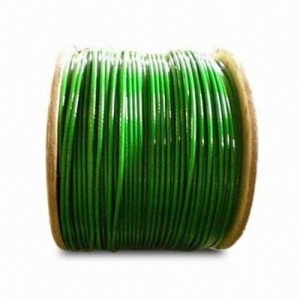 High Tensile Colorful PVC Coated Wire pictures & photos