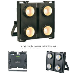 4PCS 100W COB Warm White 4 in 1 LED Blinder pictures & photos