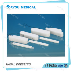 Foryou Medical Medical Gauze Nasal Dressing PVA Merocel Dressing Tampon pictures & photos