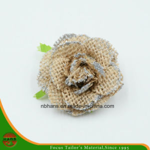New Fashion Jute Flower (HF-12) pictures & photos