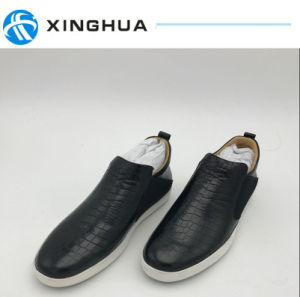 Men Leather Shoes High Quality Office Shoes Hand Make pictures & photos