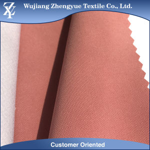 Woven Polyester 4 Way Stretch Fabric for Women Pant Dress pictures & photos