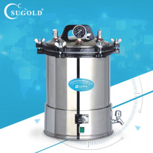 Autoclave Vertical Pressure Steam Sterilizer (LS-28HD) pictures & photos