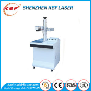 20W Table Metal Fiber Laser Marking Machine for Sale pictures & photos