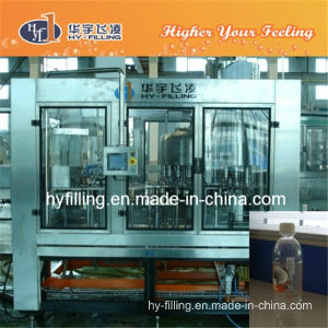 Rotary Water Filling 3-in-1 Monoblock Machine pictures & photos