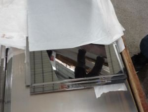 Good Price for Stainless Steel Sheet and Plate 201 304 Grade Ba Finish Paper Interleaved China pictures & photos