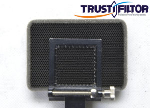 Micropore High Efficiency Ozone Removal Catalyst Filter pictures & photos