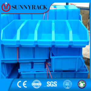 Warehouse Light Duty Stackable Plastic Storage Bin pictures & photos