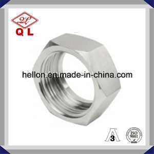 Stainless Steel Sanitary Pipe Fitting Hexagon Union pictures & photos