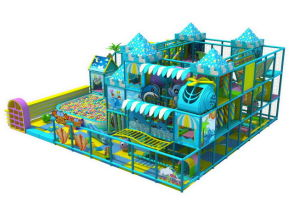 Top Grade Top Sell Indoor Playground Equipment pictures & photos