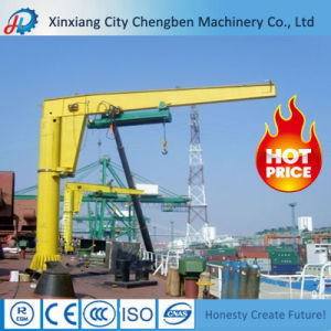 10t High Quality Jib Cranes for Construction pictures & photos