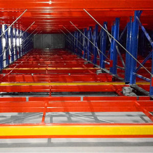 High Density Storage Electric Mobile Rack pictures & photos