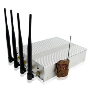 Remote Controlling High Power GSM 3G Cellular Phone Jammer Blocker pictures & photos