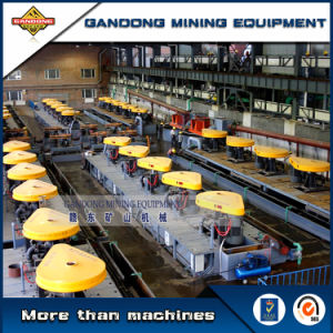 High Recovery Rock Gold Production Line Flotation Mining Plant pictures & photos