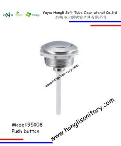 South American Cistern Push Buttons for Toilet Tank pictures & photos